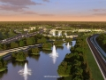 Rendering: I-4 Ultimate - I-4 and Maitland Blvd. (Daybreak)