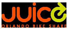 Juice Orlando Bike Share logo