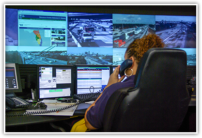 Coordination with the RTMC is critical to providing safe, reliable and continuous travel.
