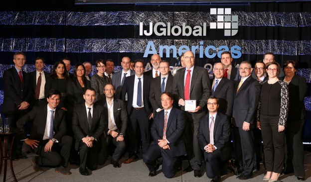 """The I-4 Ultimate project took home the 2014 """"Deal of the Year"""" award."""