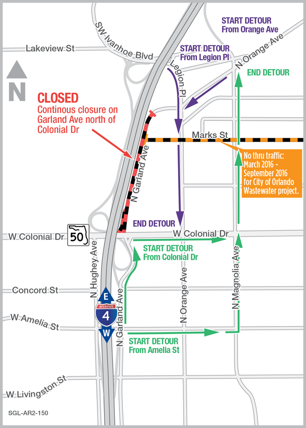 SGL-AR2-150-Garland-Ave-Closure-Detour