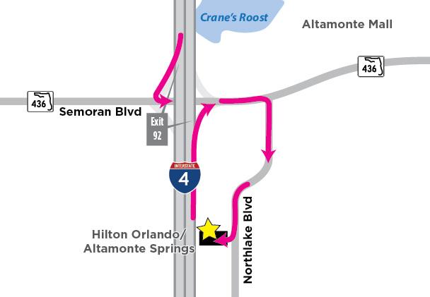 2624-Area-Around-Hilton-Map