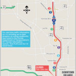 Nightly westbound I-4 rolling roadblocks from Maitland Blvd. to S.R. 408 scheduled for June 16-17