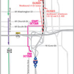 Nighttime closure of WB I-4 at S.R. 408 scheduled for July 18