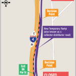 New EB I-4 Traffic Movement between Princeton St. and Par St.