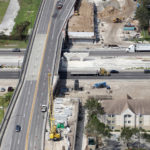 Early evening double lane closures and rolling roadblocks on I-4 near Central Parkway beginning on Oct. 22