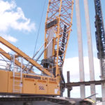 Pile Driving Activity Varies throughout the I-4 Ultimate Project