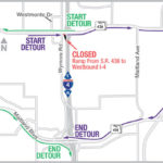 Weekend Closures Planned for WB I-4 On-Ramp at S.R. 436 and Wymore Rd. near Westmonte Dr.