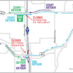 WB I-4 Closure Between S.R. 436 and Maitland Boulevard Extended