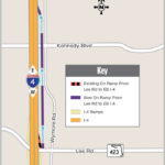 Traffic Shift of Lee Road On-Ramp to Eastbound I-4 Scheduled to Open Morning of Dec. 12