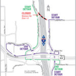 Wymore Road Bridge over I-4 Closing Weekend of January 27