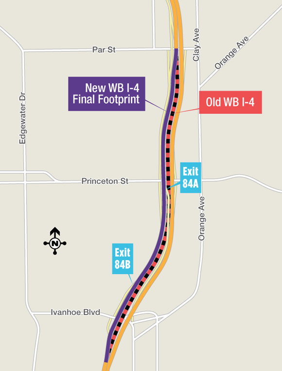 WB I-4 shift map