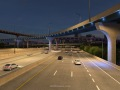Rendering: I-4 Ultimate - I-4 and 408 (Night)