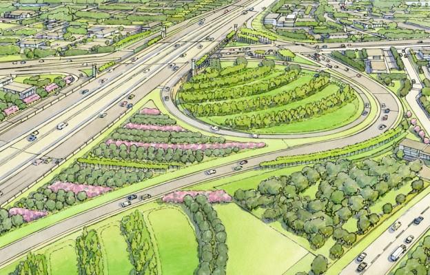 Landscaping the i 4 ultimate project i 4 ultimate for Ultimate landscape design