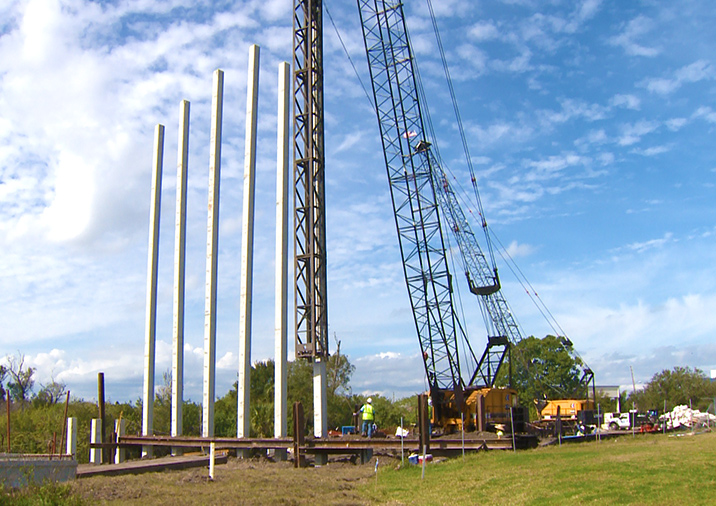 The Engineering Science Behind Pile Driving Creates Safe