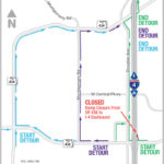 Two Continuous Weekend Closures Scheduled for Weekend of Jan. 19
