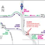 Fairbanks Ave. under I-4 and EB I-4 On-ramp Closed One Night Feb. 2-3