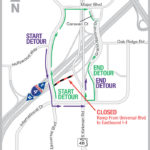 Eastbound I-4 On-Ramp from Universal Boulevard to Close for Five Months