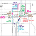 Division Ave-Anderson St Intersection Extended Closures Set for March 24-26