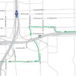 Update April 20: Nightly ramp closures at I-4/S.R. 408 Interchange