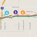 Multiple Traffic Pacing Operations on Eastbound and Westbound S.R. 408 Scheduled for June 22