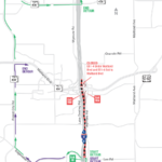 I-4 Under Maitland Blvd. Closing Nightly on June 11-14