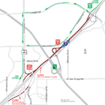Traffic to be Diverted off Westbound I-4 near Florida's Turnpike on Nights of July 13, 16, 17 & 18