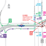Orange Blossom Trail Under I-4 and Multiple Ramps Closing Nightly July 24, 25, 26 and 27