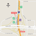 WB I-4 Exit to EB Maitland Blvd Changing Morning of Oct. 3
