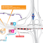 Second New Configuration of Eastbound Maitland Boulevard Opening in Mid-September