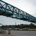 Kirkman Pedestrian Bridge Takes Big Step Forward