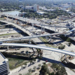 Nightly Closures Continue for New S.R. 408 Flyover Ramp