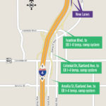 Changes to Temporary EB I-4 Ramp System Provide Options