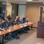 African Delegation Meets I-4 Ultimate Representatives