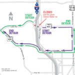 Nightly Closures of Lee Road under I-4 scheduled for February 11-26
