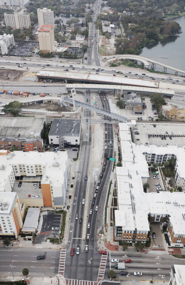Colonial Drive Near I-4 Closing Nightly During Weekend of March 15
