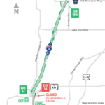 Nightly Closures Scheduled at S.R. 434 and 436 Interchanges in Late March