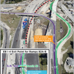 RESCHEDULED: Eastbound I-4 Exit Ramp to South St. Combining with Exit to S.R. 408
