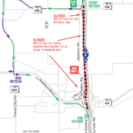 I-4 Nightly Closures Between Maitland Blvd. and S.R. 436 Scheduled on April 16-21