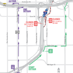 UPDATE: EB I-4 exit ramps to South St. and S.R. 408 closing overnight June 3