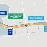 Multiple WB I-4 Ramp Shifts in Winter Park and College Park During Week of July 22