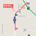 EB I-4 Traffic Pacing Operation Scheduled Between S.R. 528 and Florida's Turnpike