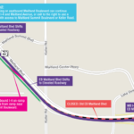 UPDATE: Eastbound Maitland Boulevard Shifting to Permanent Configuration