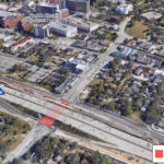 Princeton Street under I-4 Closing Weekend of February 21