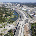 EB I-4 Exit Ramp to South Street Shifting into Final Configuration
