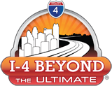 I-4 Beyond the Ultimate logo