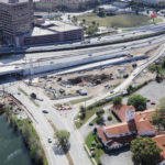 Ivanhoe Boulevard under I-4 Closing Weekend of March 20