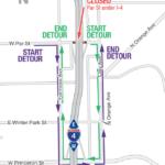 Par Street Under I-4 Nightly Closing Through April 4