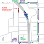 Formosa Avenue under I-4 Closing Nightly April 6-9