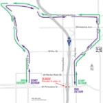 Princeton Street under I-4 Closing Nightly July 27 to Aug. 1
